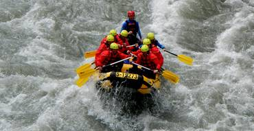 FROST - Rafting & Canyoning Tours